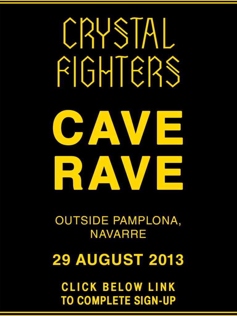 CAVE RAVE poster complete